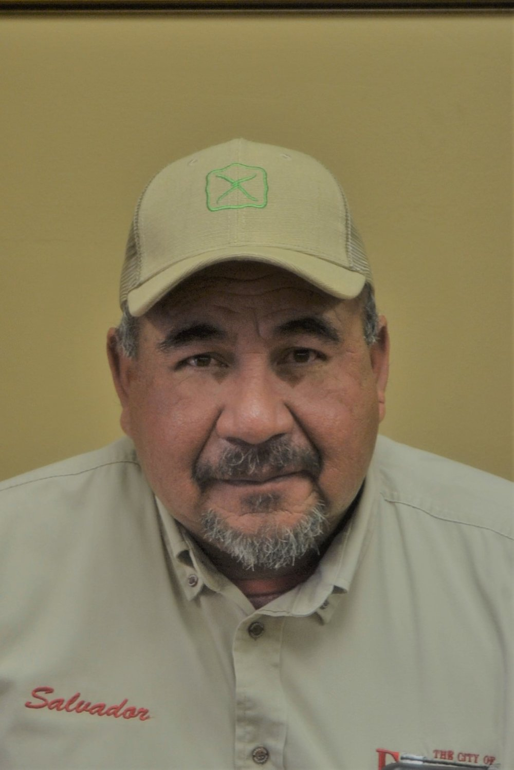 Salvador Garcia Public Works Director