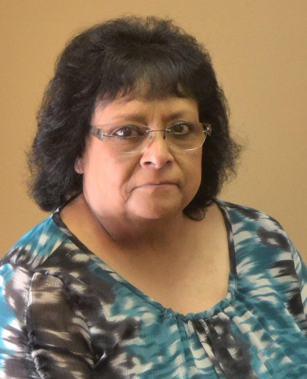 Maria Gonzales Water Utility Clerk