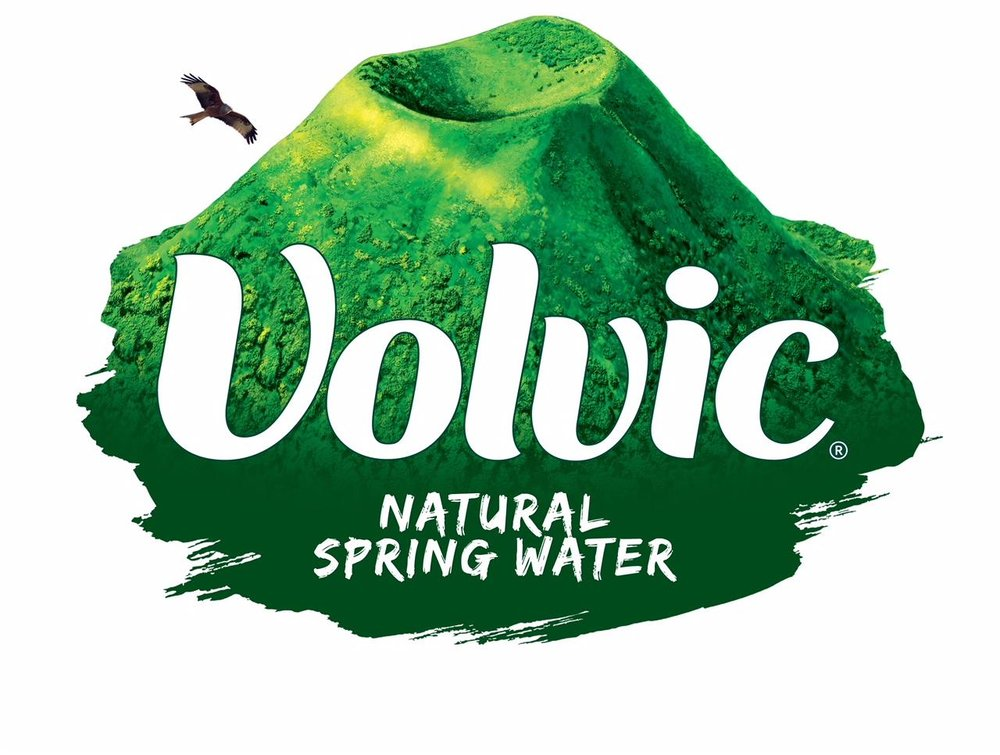 Volvic Natural Spring Water