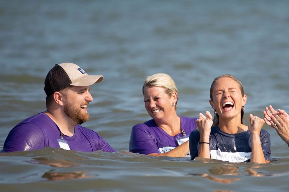 Baptism Team - You can play an integral part in the celebration of new life by helping with baptism. If you are organized and have people skills, there are a variety of ways you can serve those who are being baptized.