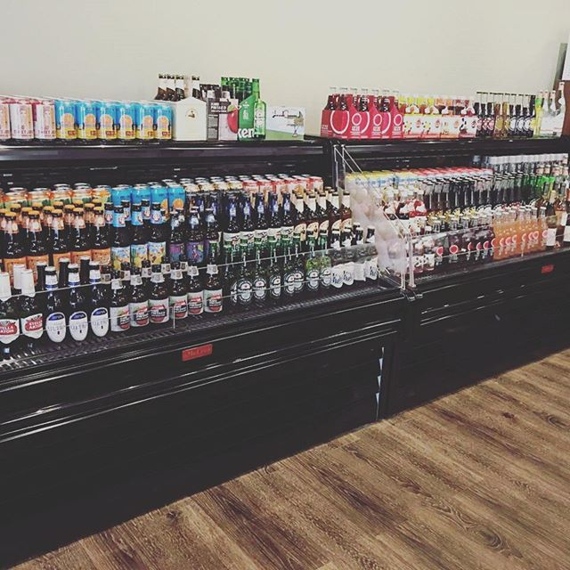 Another great install! #HowardMcCray #marketdisplay #CarolinaFoodserviceSolutions #merchandisers