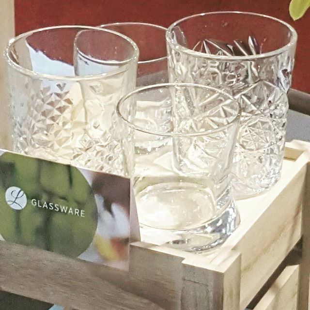 "Spring show season is upon us!  Check out all the glassware options to add that ""something"" to your menu #glassware #Libbey #tabletopmatters #stemware #craftcocktails #NCFoodshows #CFSInc #dressatable #NCbars"