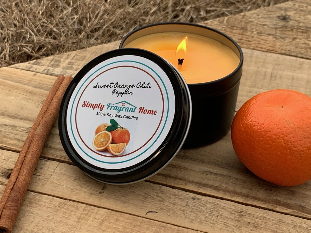 ABOUT OUR CANDLES -