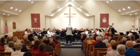 CAPE COMMUNITY ORCHESTRA
