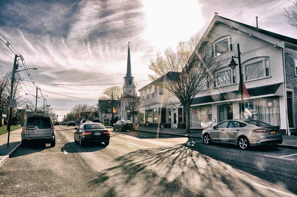 Main Street, Hyannis