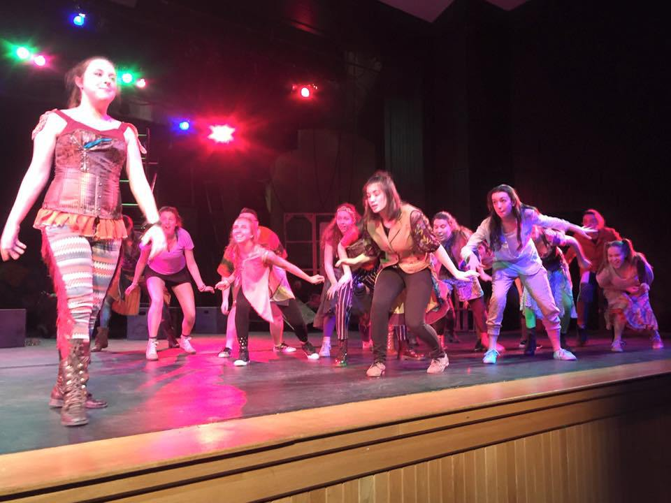 BARNSTABLE HIGH SCHOOL DRAMA CLUB