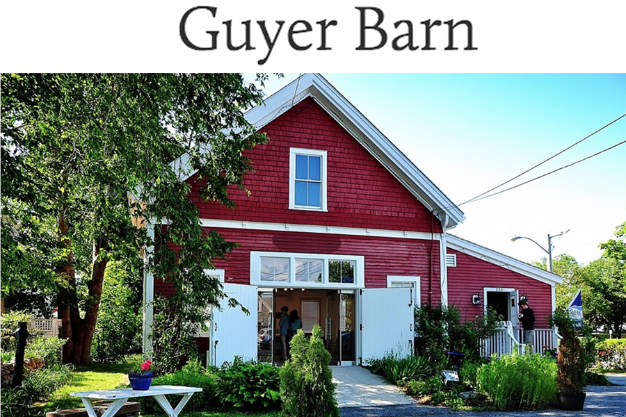 GUYER ART BARN