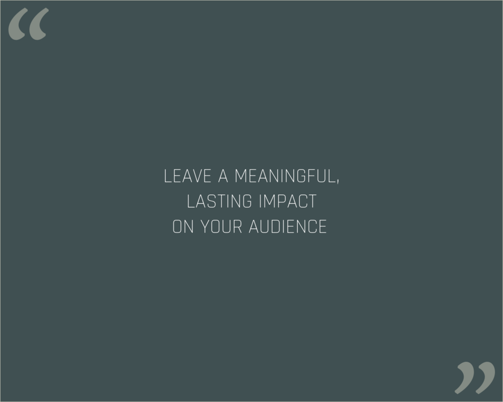 Your Most Powerful Self - In a series of online sessions over 4–6 weeks, Dia will help you prepare leading up to a specific crucial communications moment when you have to get it right. This isn't just about performance. It's about finding — and speaking — your truth to leave a meaningful, lasting impact on your audience.
