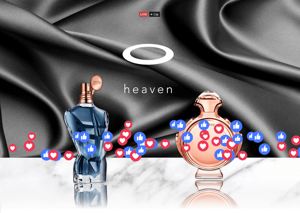 Social Media Management in German of the Jean Paul Gaultier and Paco Rabanne brands for Heaven Agency - We provide translation, social media management and live moderation visible to more than 2 million people since 2016. If you see a post in the German version of these profiles, it is very likely it comes from us.