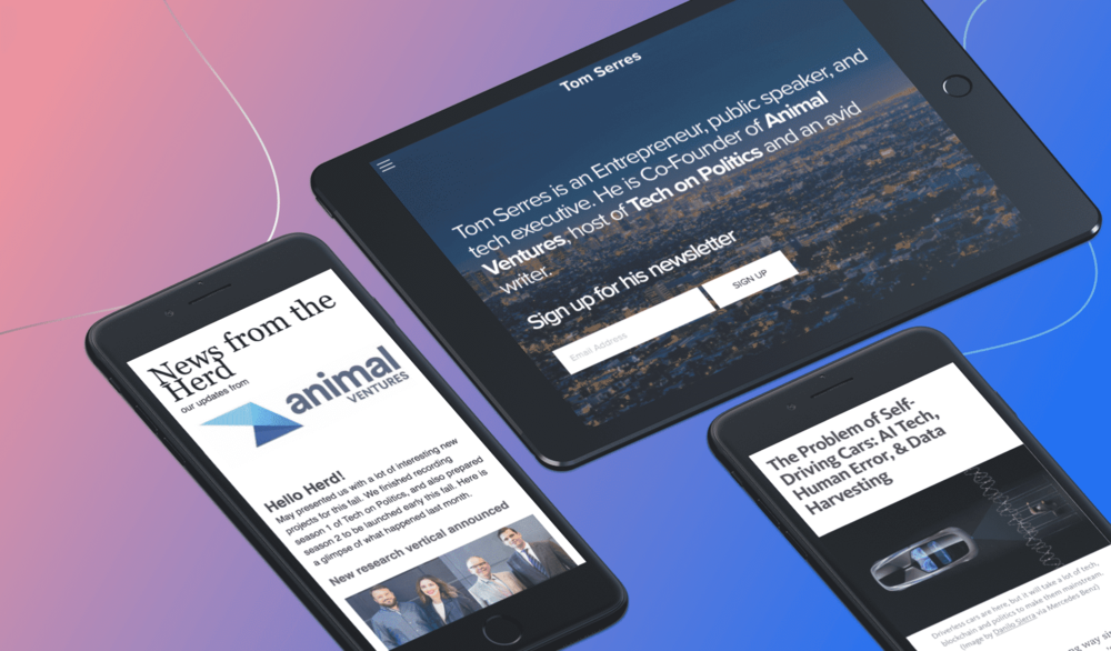 Making Blockchain technology more accessible via branded content marketing for Animal Ventures - We provided Animal Ventures with a content and social media management strategy that madeth this new technology clear and attractive to a wider audience.