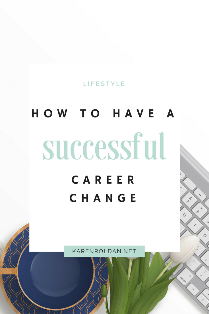 What To Do When You Want A Successful Career Change 1