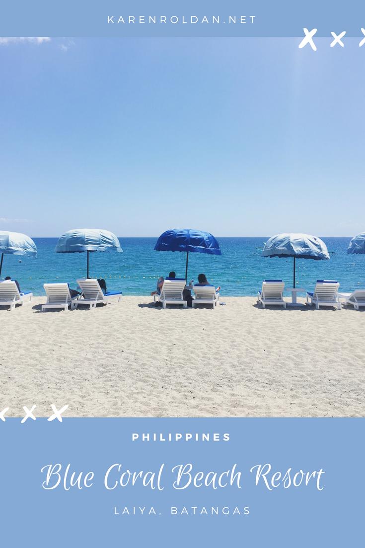 Weekend Getaway: Laiya, Batangas 1