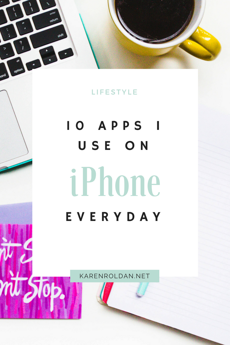 10 iPhone Apps I Use Every Day