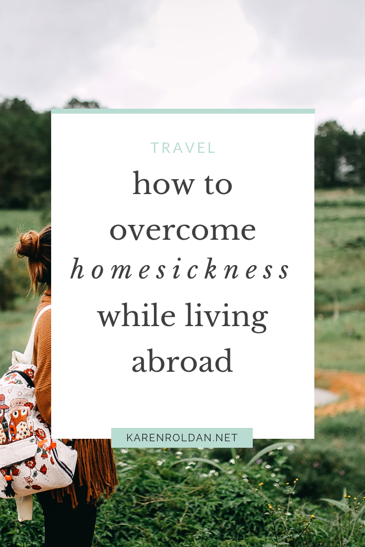 Soon I'll be living in Sweden for 6 months. Every month, I am counting the days since I arrived because it still feels unreal. Sweden is my new home, but I still miss the Philippines. Although I love living abroad, I still feel homesick. Here's what I do to overcome homesickness.