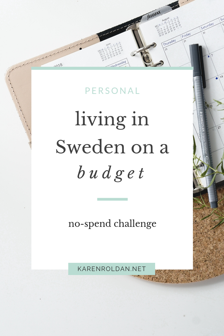 8 months with no income + trip to Sweden and Bangkok + rent in Sweden since January + maxed out credit cards + more unforeseen expenses = I'm in deep debt. Despite all that, I tried to live in Sweden on a budget, and will still keep on doing that.