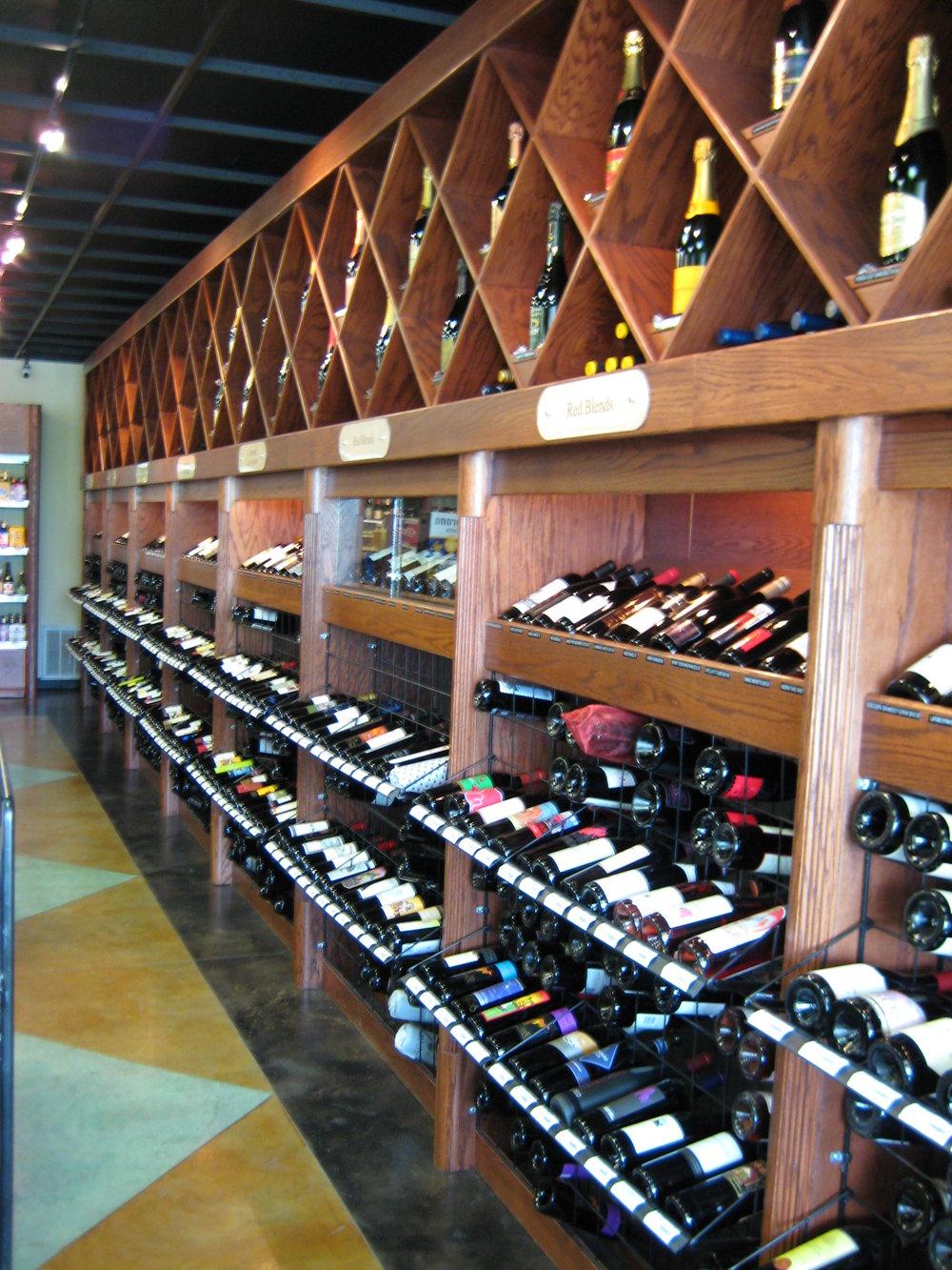 Early Wine Plaza