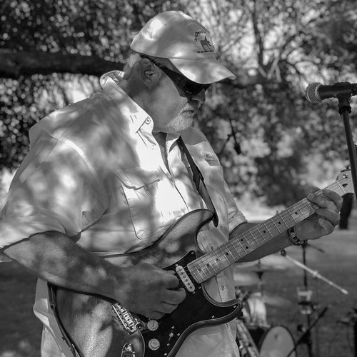 Norm Stinson - Vocals, guitar