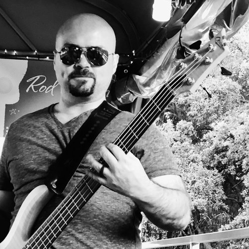 Chris Cox - Bass guitar