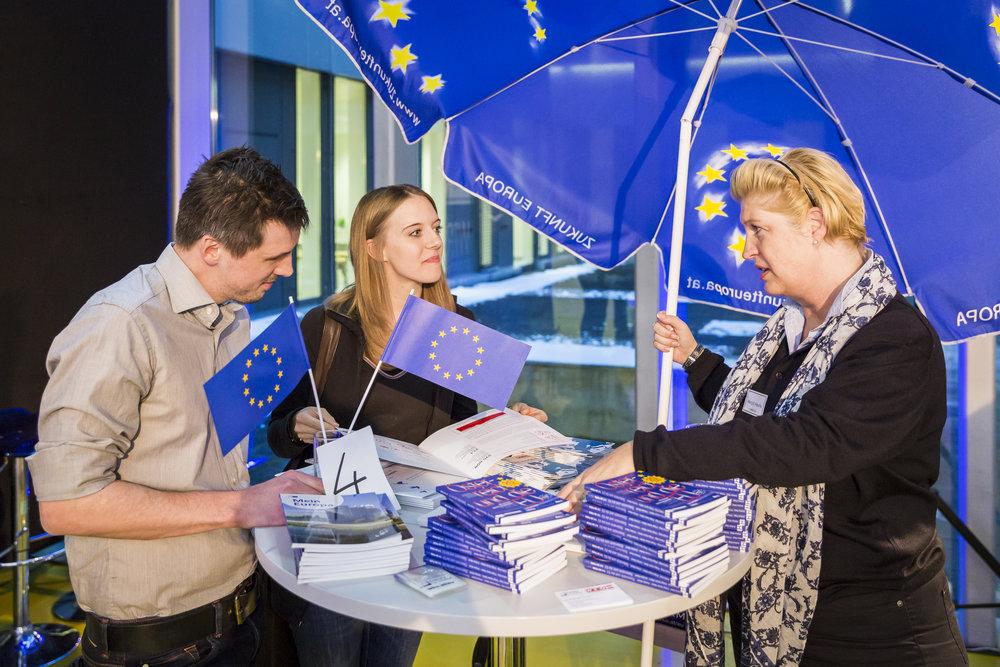 Europaschirm der WKO