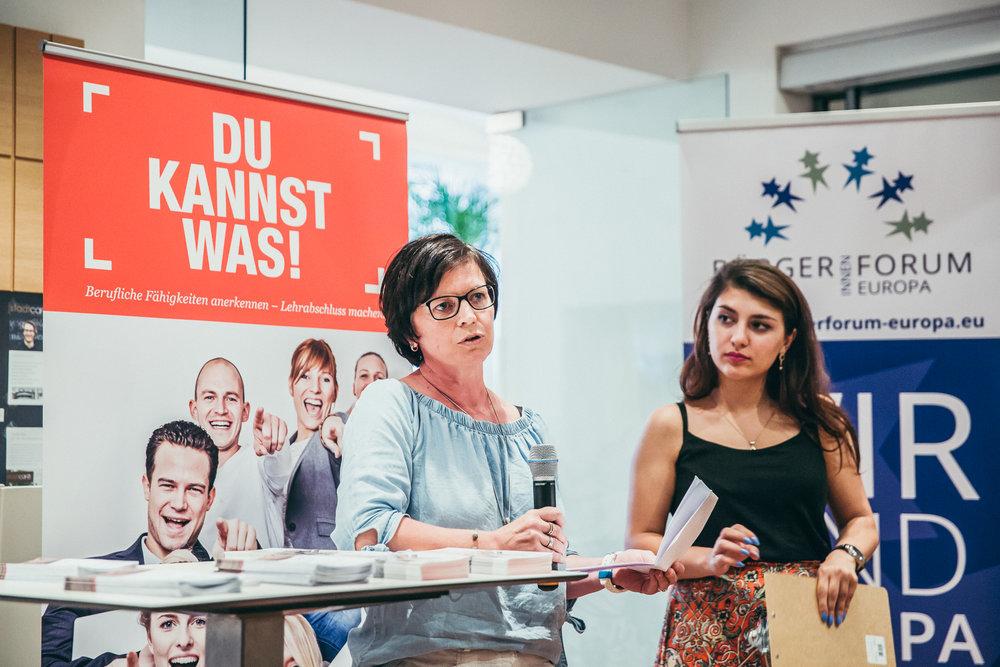"ESF- Projekt: ""Du kannst was"""