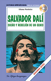 Salvador Dalí    The biography describes the genius and madness behind one of the most famous modern Spanish painters.