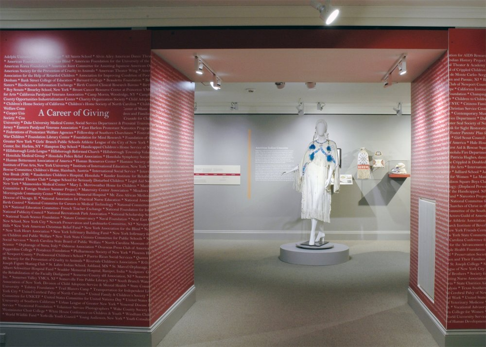 Doris Duke Exhibit - Newport Restoration Society