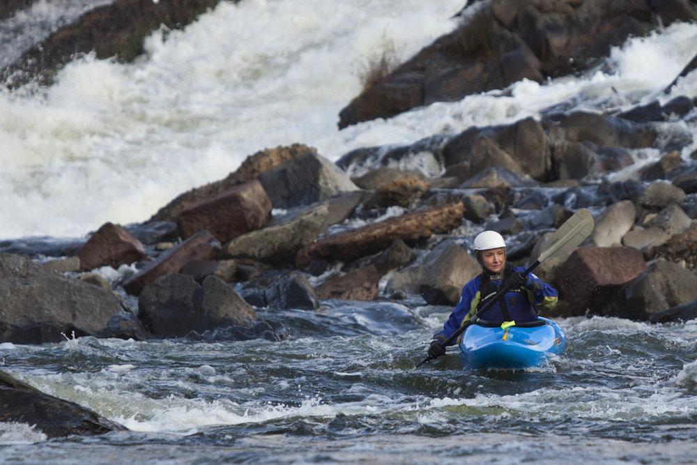 Kayaking the Potomac River, VA.JPG