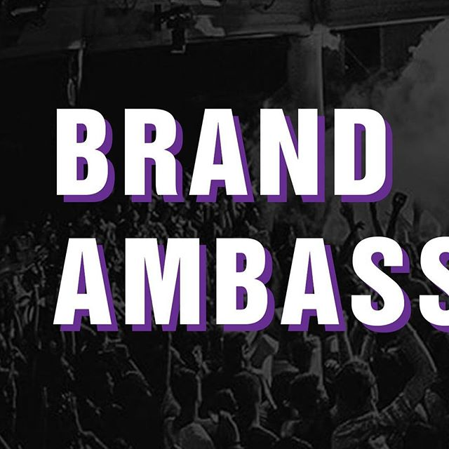 BACKSTAGE passes, FREE tickets, and more MONEY in your pocket? Interested?! Apply now for our @hasteentertainment brand ambassador program via hasteentertainment.com/brandambassador