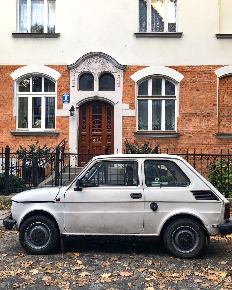 Fiat 126p aka Maluch