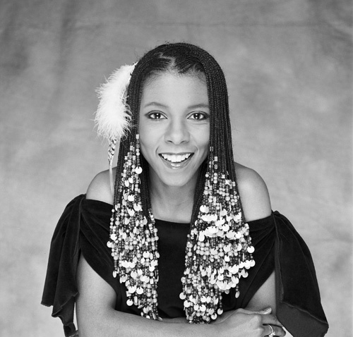 Patrice Rushen in the mid '80s