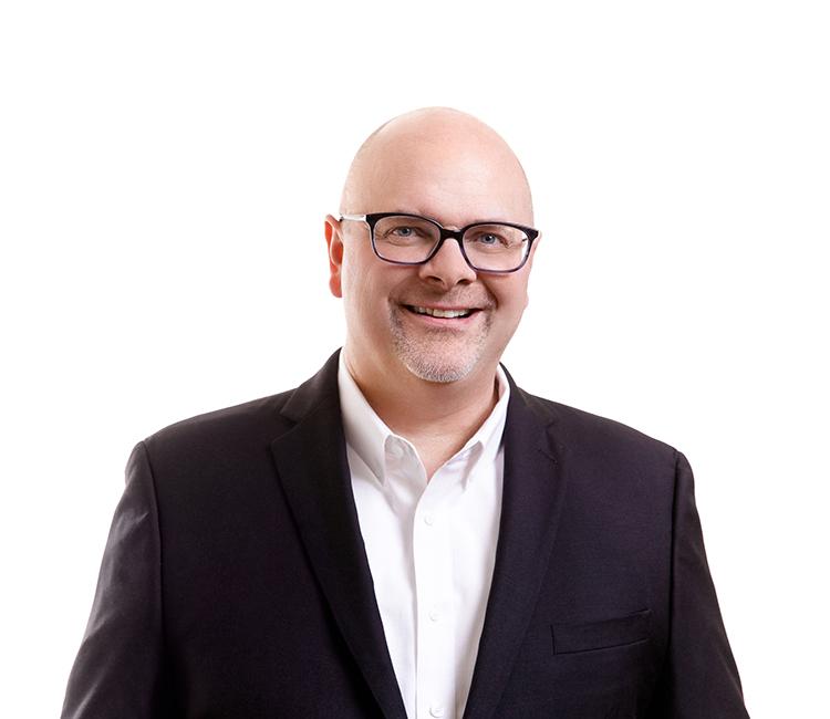 Shane Chrapko    Chief Business Development Officer & Co-Founder