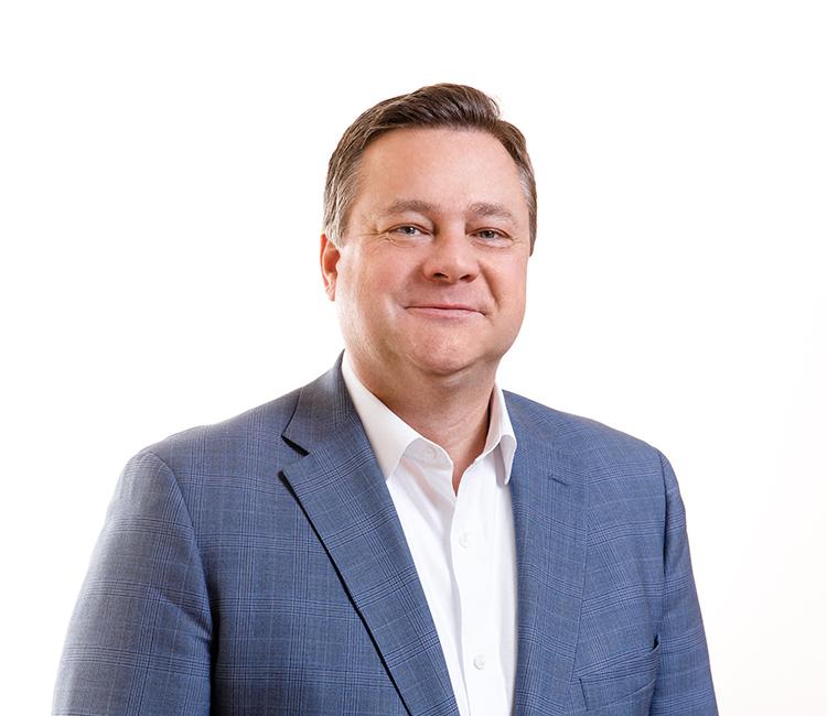 Chris Grnak   EVP, Financial Services