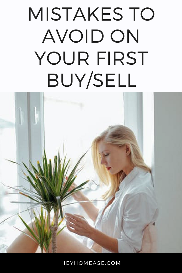 If this is the first time you're considering buying a home, or selling your first purchase, there are a lot of possible challenges you can face. Having the right agent can ensure you're able to get through these challenges making the best possible decisions for yourself along the way. Since some of the issues are universal, let's review some mistakes you should try to avoid making.