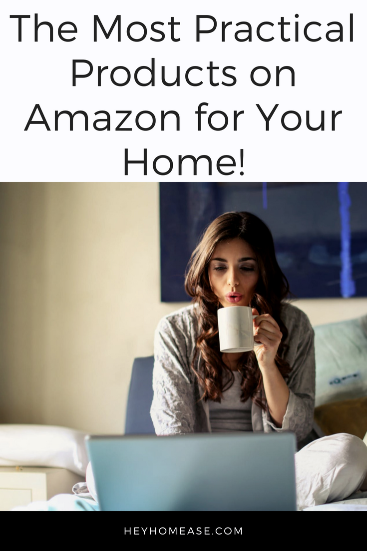 I'm not kidding some of these products will change your life! These are all highly rated, affordable products that you need to check out. They will simplify your life and improve your home. I bet you didn't even know some of these existed!