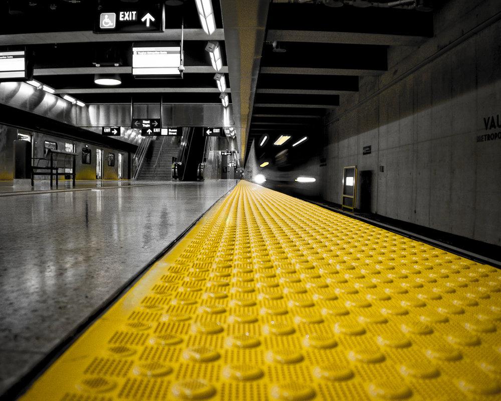 Vaughn Metro Station