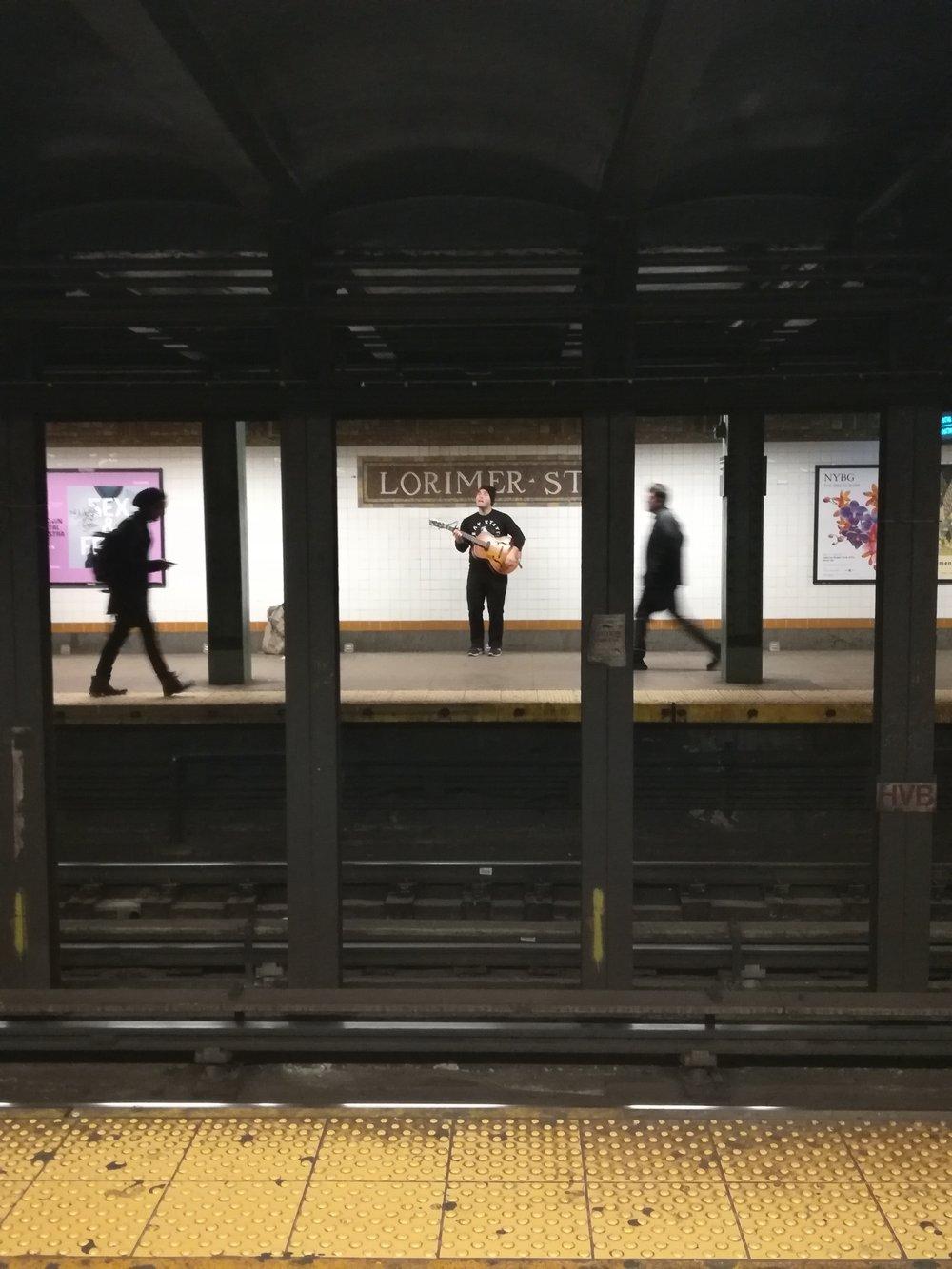 Subway Buskar