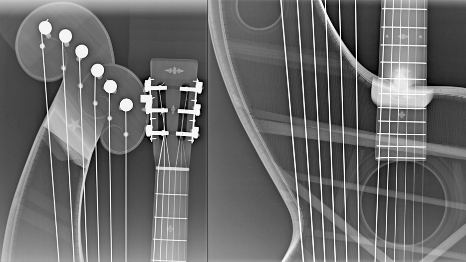 Dyer Harp 1917 One