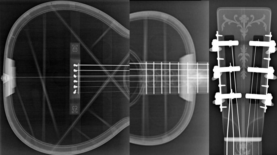 The True Adventures of the Great Guitar X-Ray Project