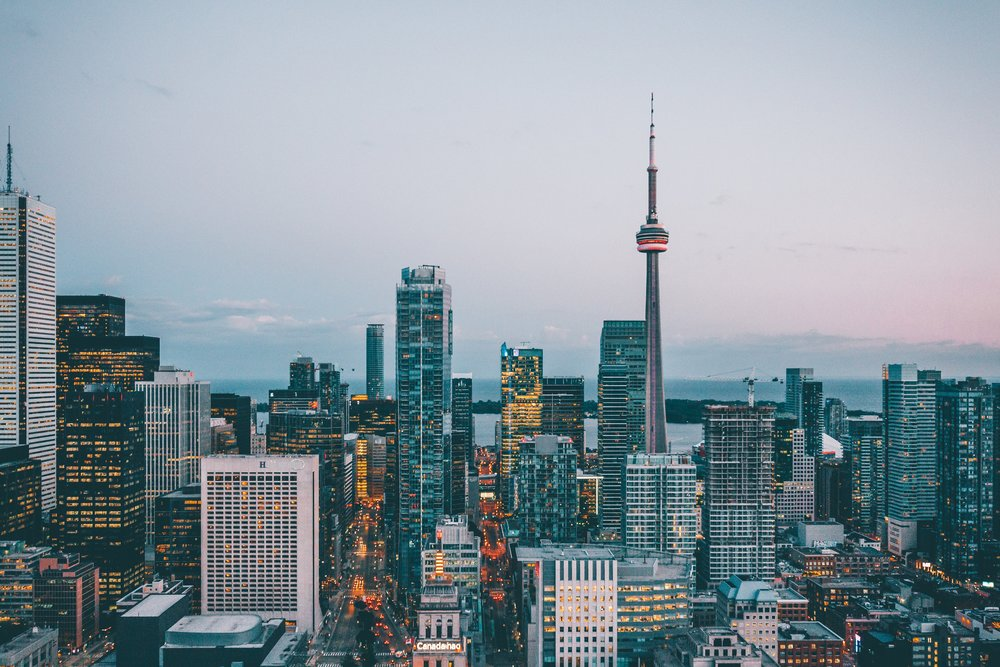 Our Home - We're based in downtown Toronto and more than happy to meet in person for a 1 on 1 chat or white boarding session if you're in the area.