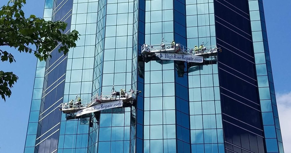 HighRise Repair, Inc.    About Us