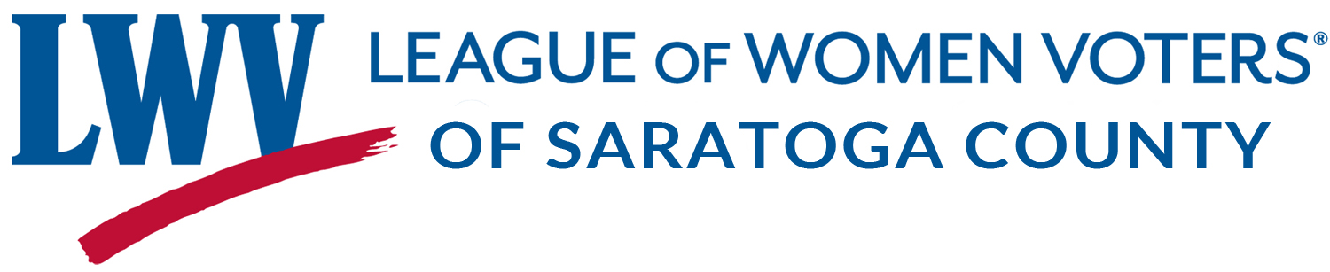 League of Women Voters of Saratoga County