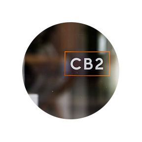 CB2, a division of Crate & Barrel, opened its only Minnesota location in 2012 at Calhoun Square. CB2 is a community seeking modern home design that's clever and in the moment.