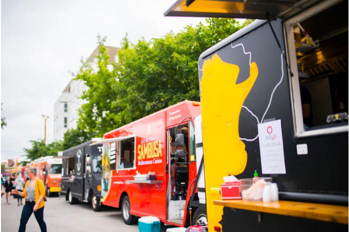 Uptown Food Truck Festival