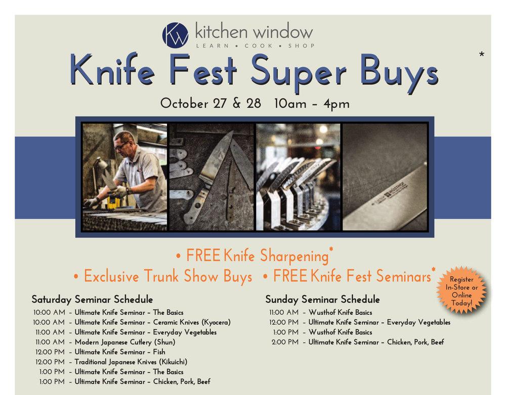 Knife Fest