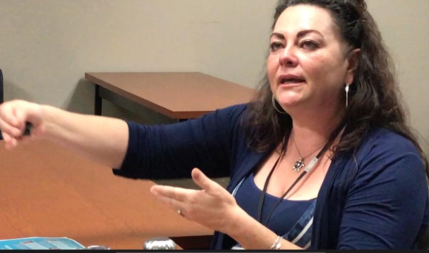 Sara Nuno-Villa, Regional Family Engagement Liaison