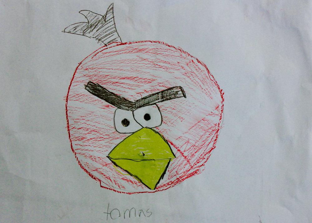 Tomas, 3rd grade