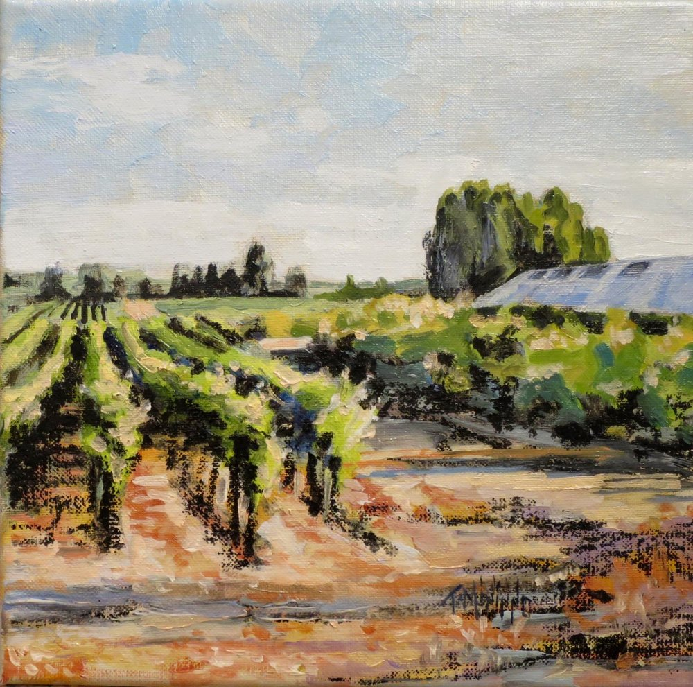 """The Vineyard"" 2017"