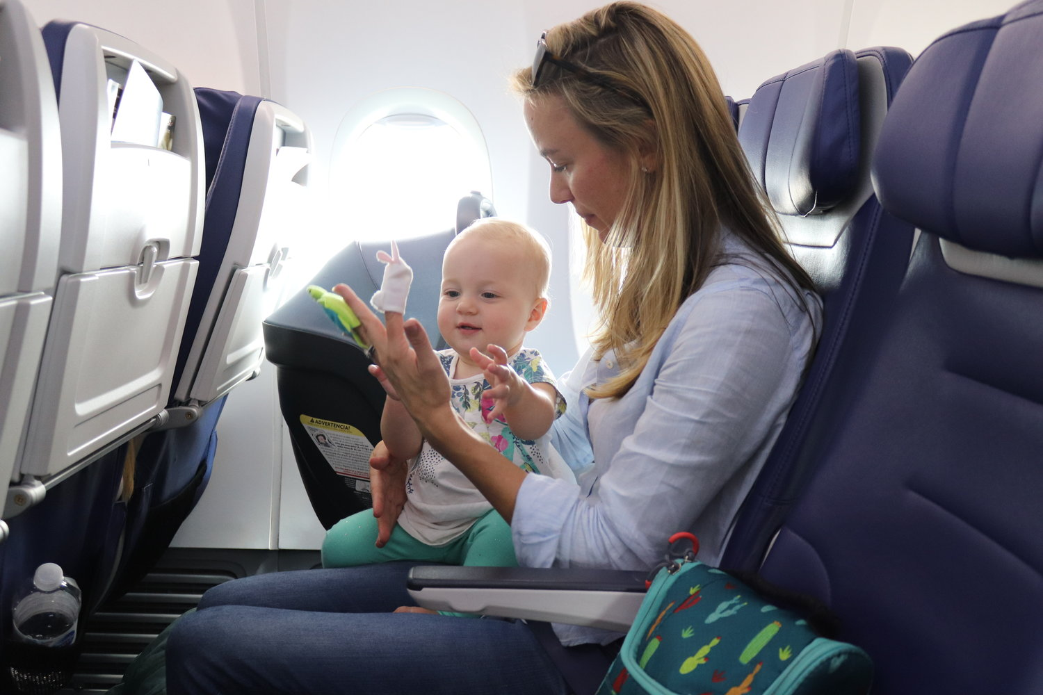 Flying With A Toddler Half Pint Travel