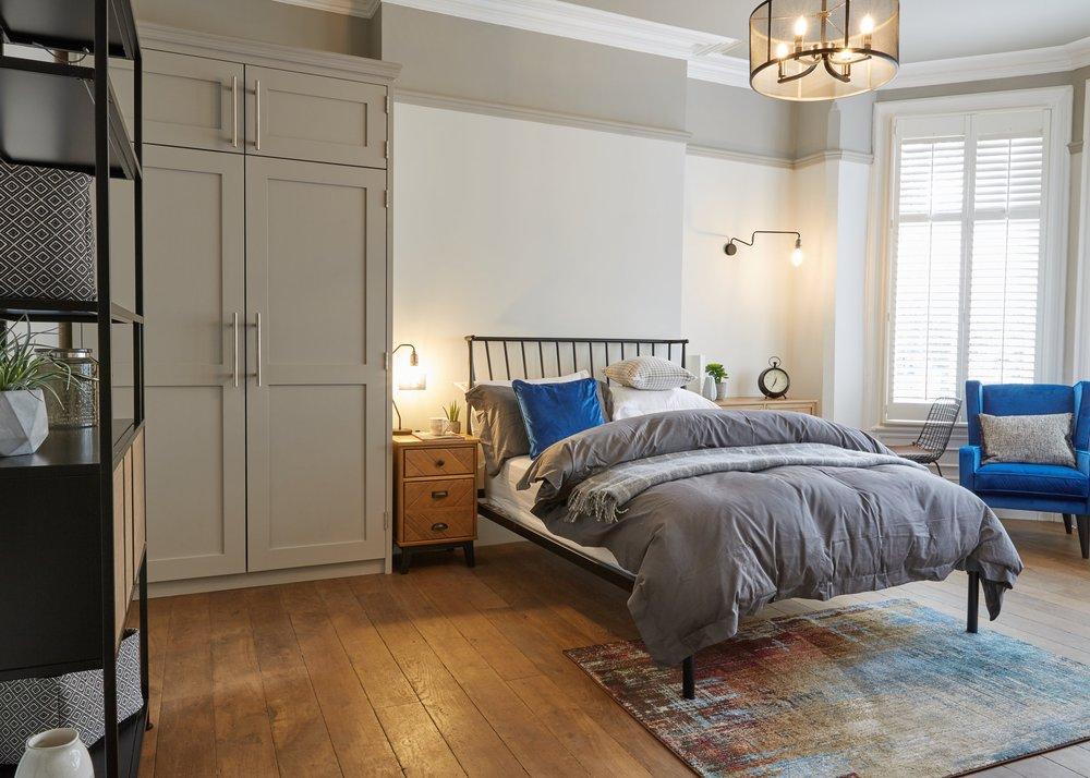 Upper New Walk Bedroom