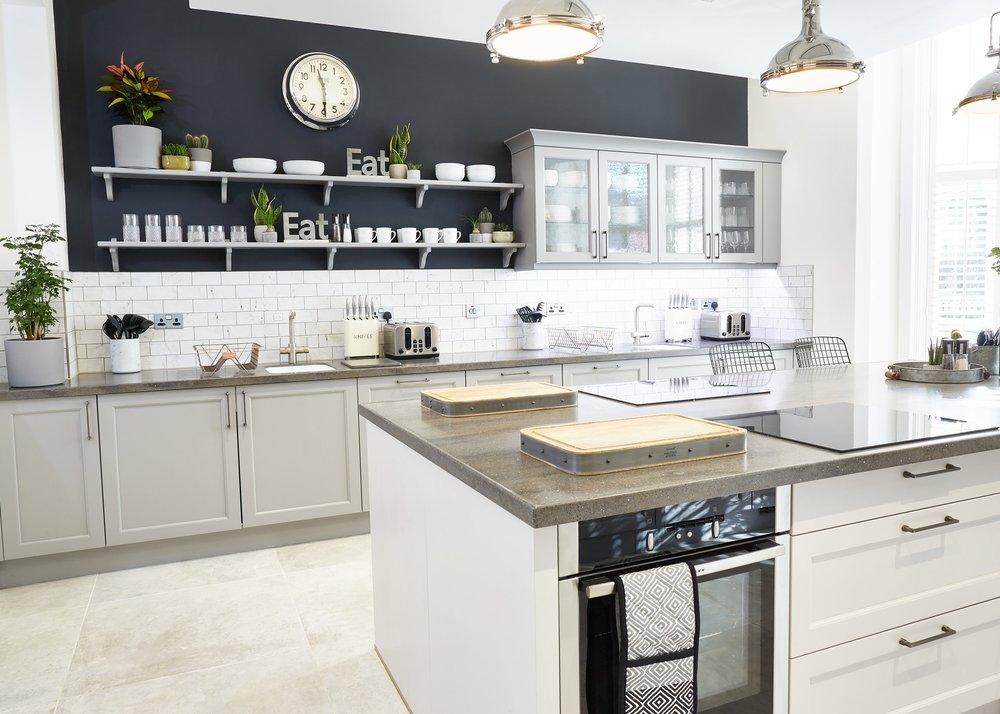 Upper New Walk Kitchen